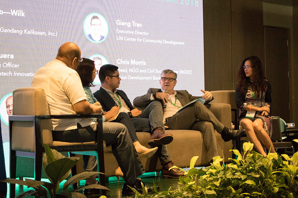 In_Pact Asia Forum: Bridging Design-Thinking and Technology